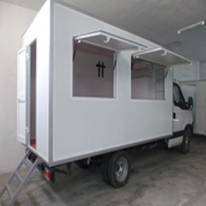 Cabine Camion