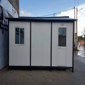 cabine equipée sol pvc