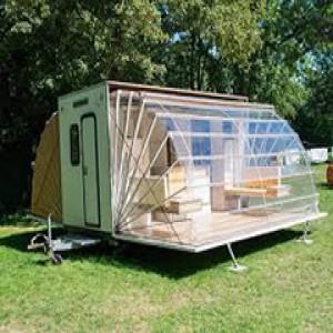 Caravane Commercial