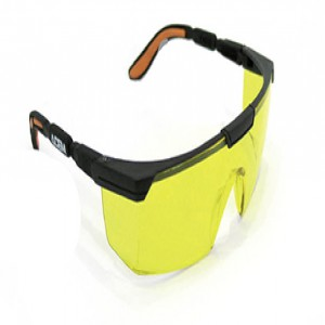 LUNETTE DE PROTECTION JAUNE