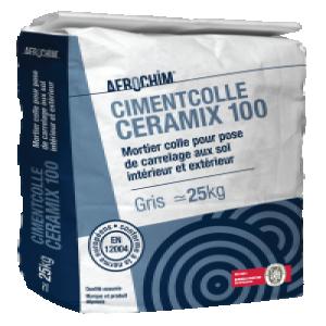 CIMENT COLLE CERAMIX 100