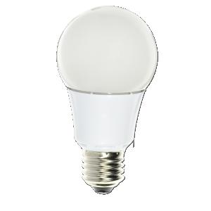 LED A60 TPA-A60 E27 SMD 6W 220° DIM