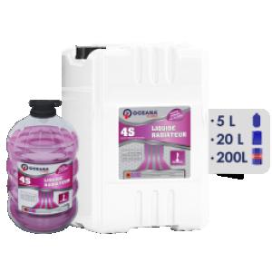 Liquide radiateur 4S