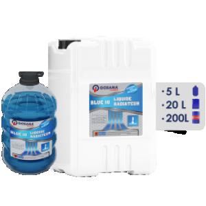 Liquide radiateur Blue 10