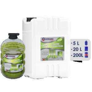 Liquide radiateur Green