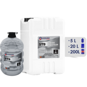 Liquide radiateur STD