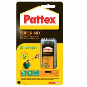 PATTEX EPOXY UNIVERSAL POUR COLLER LE VERRE