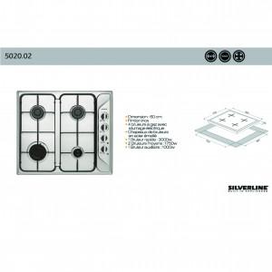 Plaque 5020.02